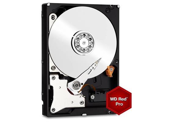 Western Digital Red PRO 4TB Festplatte