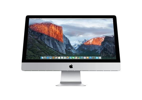 "Apple iMac 27"" 5K 4.0GHz i7 (Late 2015) CTO Ausstellung"