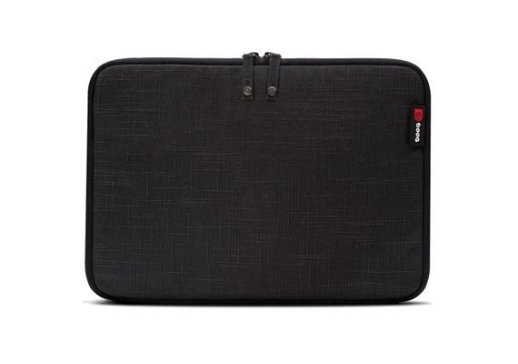 """booq Mamba Sleeve für MacBook 12"""" - Schwarz"""