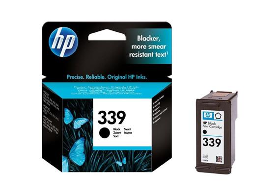 HP Original-Patrone Nr. 339 black