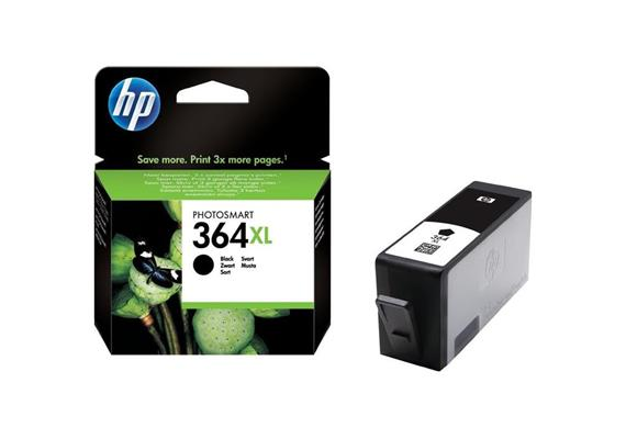 HP Original-Patrone Nr. 364XL black