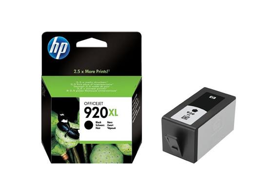 HP Original-Patrone Nr. 920XL black