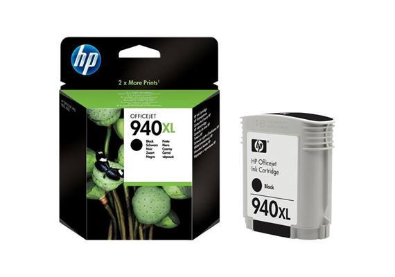HP Original-Patrone Nr. 940XL black