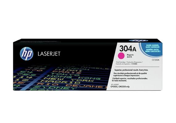 HP Original-Toner CC533A magenta