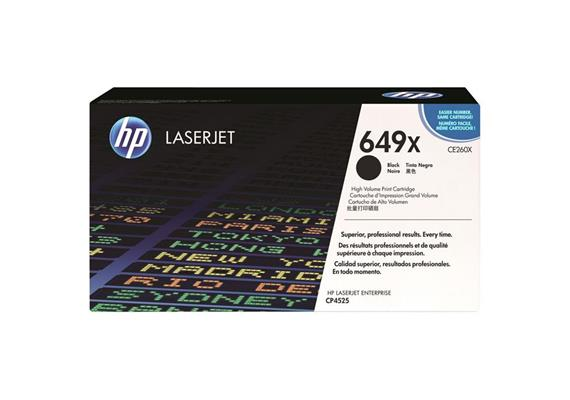 HP Original-Toner CE260X black