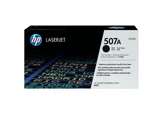 HP Original-Toner CE400A black