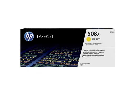 HP Original-Toner CF362X yellow