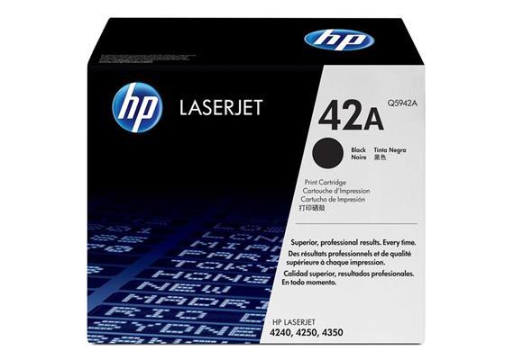 HP Original-Toner Q5942A black