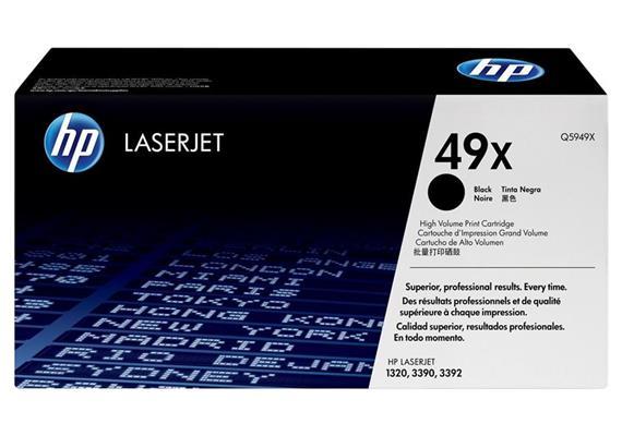 HP Original-Toner Q5949X black